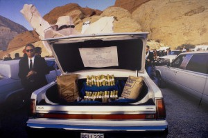 Antoni Miralda, Limo market new World (Sugar Cane), 1992. C- print color sobre papel (79,5 x 119,5 cm )